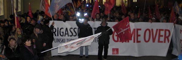 RIGASSIFICATORE NEL PORTO DI TRIESTE E NUOVA V.I.A.